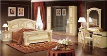 חדר שינה בעיצוב יוקרתי - רהיטי מוביליה
