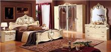 חדר שינה מרוהט קומפלט - רהיטי מוביליה