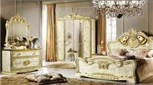 חדר שינה מלכותי - רהיטי מוביליה