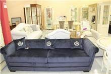 ספת קטיפה ענקית - רהיטי מוביליה