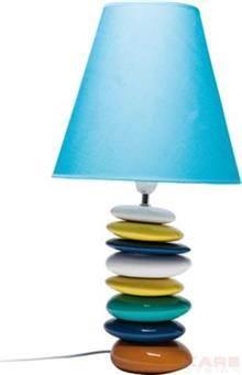 מנורה יחודית לשולחן