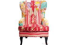 כסא טלאים צבעוני