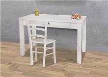שולחן כתיבה מעץ מלא גל - HouseIn - עודפים