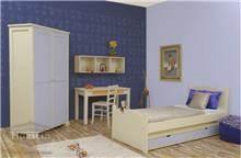 חדר ילדים מעץ מלא גל