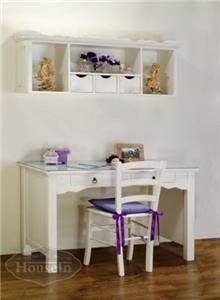 שולחן כתיבה וכוורת אלמוג