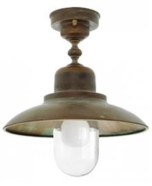 מנורה כפרית לתליה