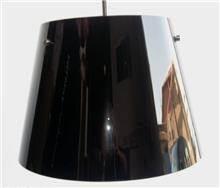 מנורת תליה שחורה