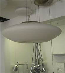 מנורה עגולה לתליה