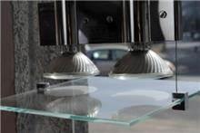 מנורת תליה זכוכית