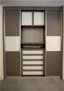 ארון הזזה 3 דלתות - בית אומנות העץ