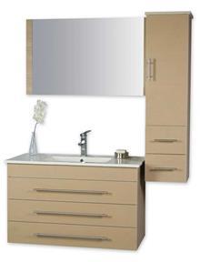 ארון אמבטיה בעיצוב מודרני