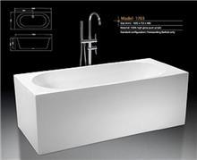 אמבטיה מלבנית