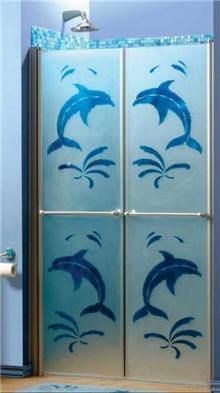 מקלחון צריבה דולפינים