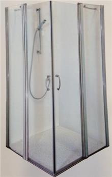 מקלחון מעוצב פינתי