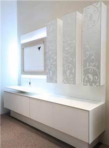 ארון אמבטיה מעוצב - דקור - DECOR
