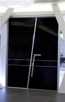 דלת כניסה רחבה - דקור - DECOR