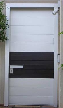 דלת כניסה לבית - דקור - DECOR