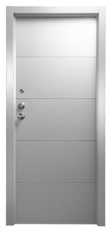 דלת לבנה - דקור - DECOR
