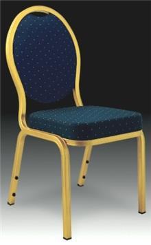 כסא נערם מרופד