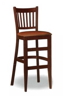 כסא בר מסיבי