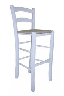 כסא בר לבן