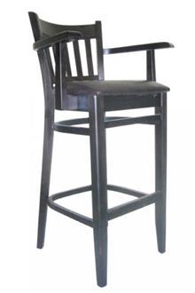 כסאות בר עם ידיות