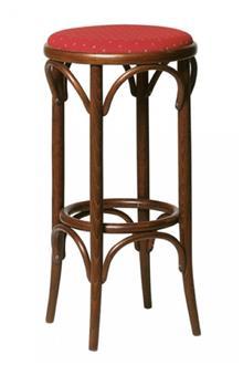כסא בר מעץ