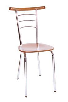 כסא מתכת לשולחן אוכל
