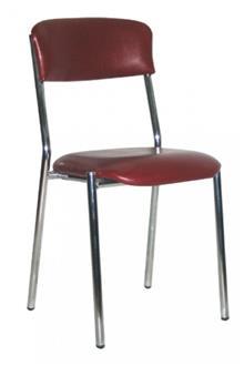 כסא מתכת נערם
