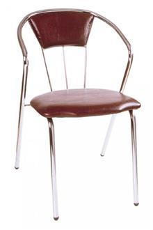 כסא נערם מתכת