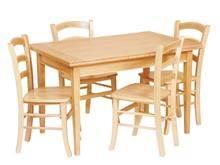 שולחן נפתח