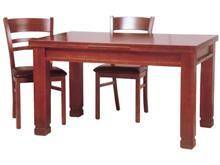 שולחן עץ לפינת אוכל