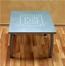 שולחן לפינת המתנה