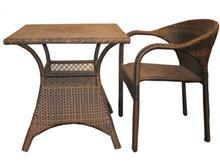 שולחן ראטן