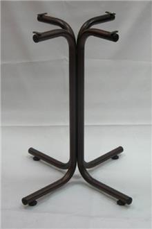 רגל שחורה לשולחן