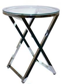 שולחן מעוצב עגול