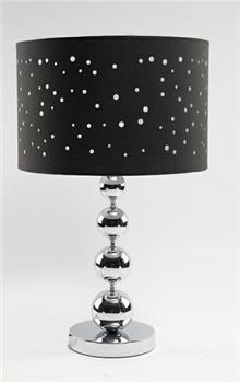מנורה עם נקודות