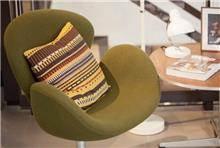 כסא ירוק