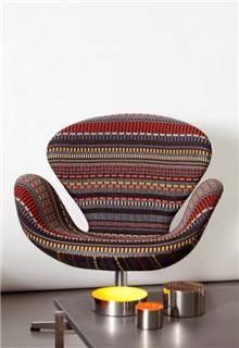 כסא סרוג