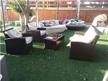 מערכת ישיבה מפנקת לגינה
