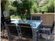 שולחן גן נפתח