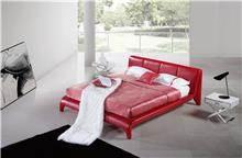 מיטה אדומה אמור