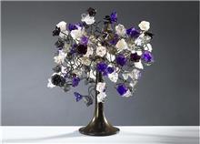מנורת שולחן ורדים - יהודה אוזן