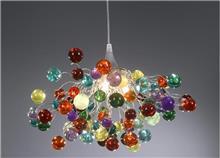 מנורה בשלל צבעים - יהודה אוזן