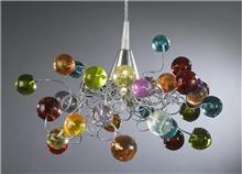 מנורת כדורים לתקרה - יהודה אוזן