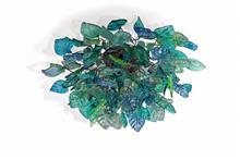 תאורה צמודת תקרה פרחים עלים ים - יהודה אוזן