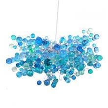 תאורת תקרה כדורים בצבעי ים - יהודה אוזן