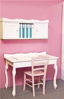 שולחן כתיבה לבן