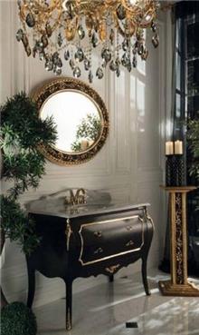 רהיטי יוקרה לאמבטיה