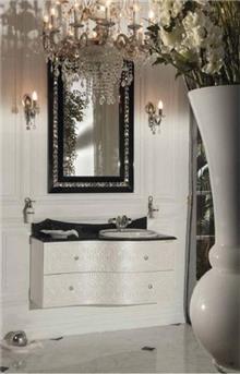 ריהוט אמבטיה בעיצוב קלאסי